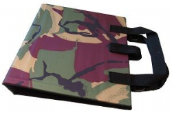 PODD Communication Book Binder A5 Jungle Camouflage from Ability World